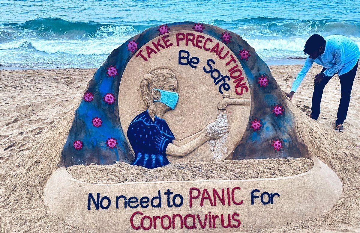 Corona Virus and people