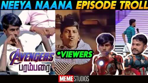 Neeya Naana Jaathi Episode