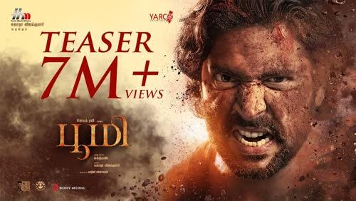 Bhoomi - Official Teaser | Jayam Ravi, Nidhhi Agerwal | D. Imman | Lakshman