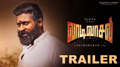 VAADIVASAL Official Trailer | Surya | Vetrimaran | G V Prakash | kalaipuli S Thanu