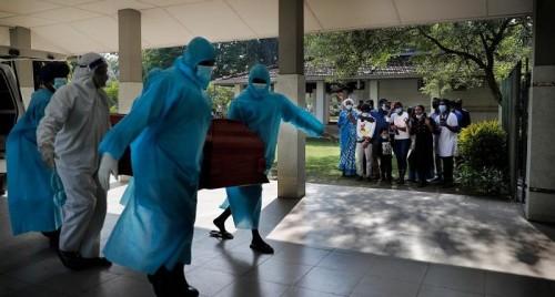 இலங்கையில் கொரோனா தொற்றினால் மேலும் 57 பேர் உயிரிழப்பு
